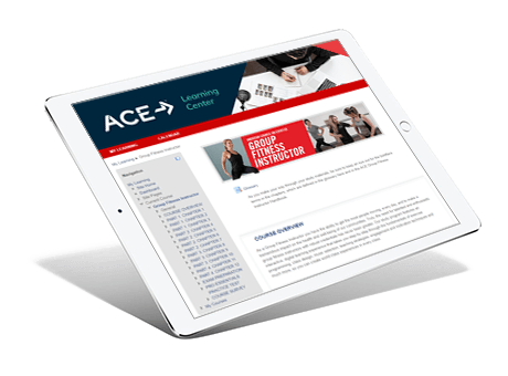 Ace group fitness instructor exam study guide