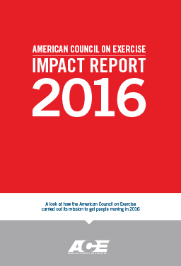 ACE 2016 Impact Report