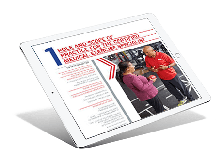 ACE Medical Exercise Specialist eBook