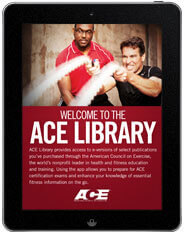 Ace Personal Trainer Manual 4th Edition Pdf
