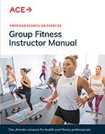 ACE Group Fitness Instructor Manual